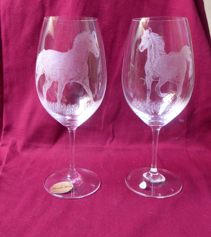 gravure sur verre personnalisé, le cadeau de noel idéal